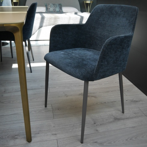 Ex Display Set Of 6 Penelope Dolce Dining Chairs In
